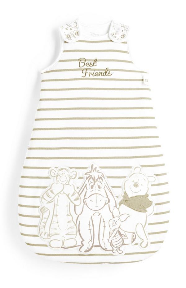 Newborn Baby Winnie The Pooh Sleep Suit