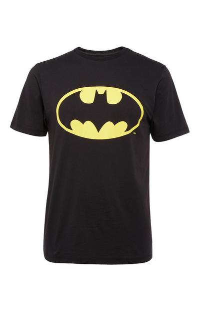 Black Batman T-Shirt