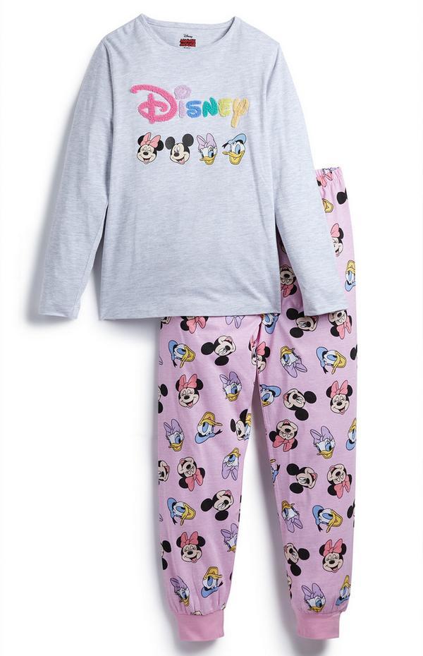Komplet pižame Disney za starejša dekleta