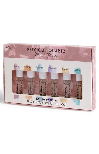 Precious Quartz Mood Mists 6 Pack