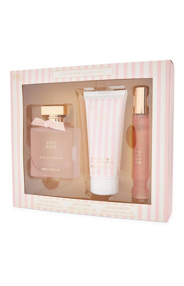 """""""Stripe Collection"""" Parfum-Geschenkset"""