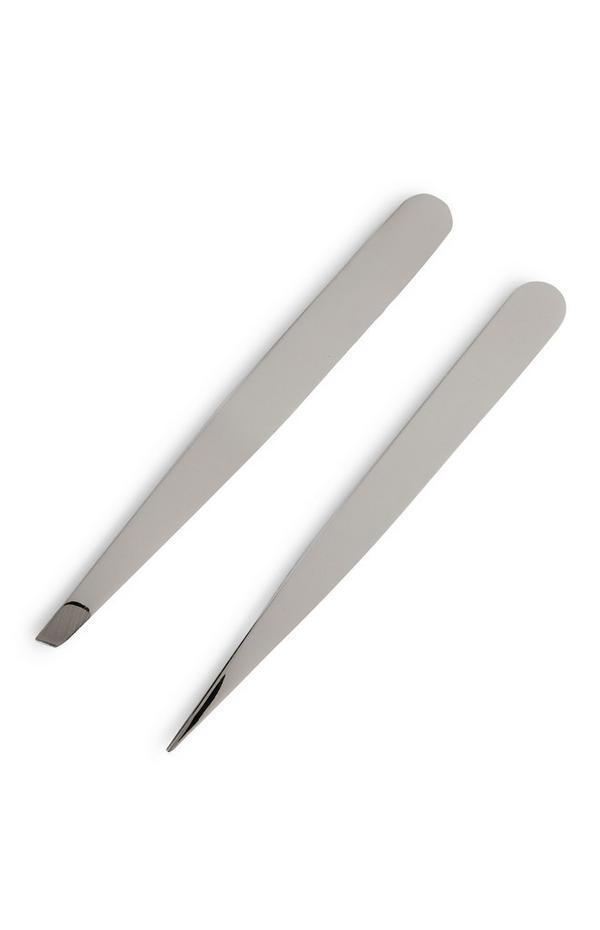 Grooming Tweezers 2 Pack