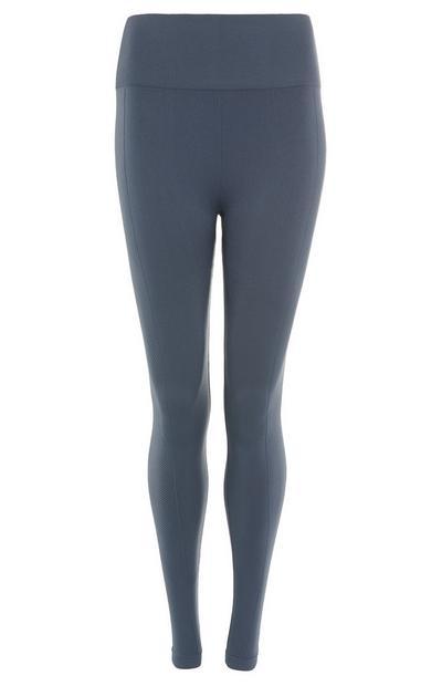Dark Blue Sports Leggings