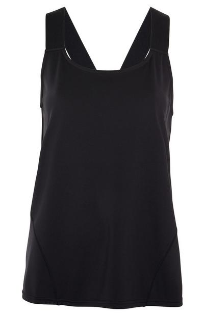 Black Shaping Vest