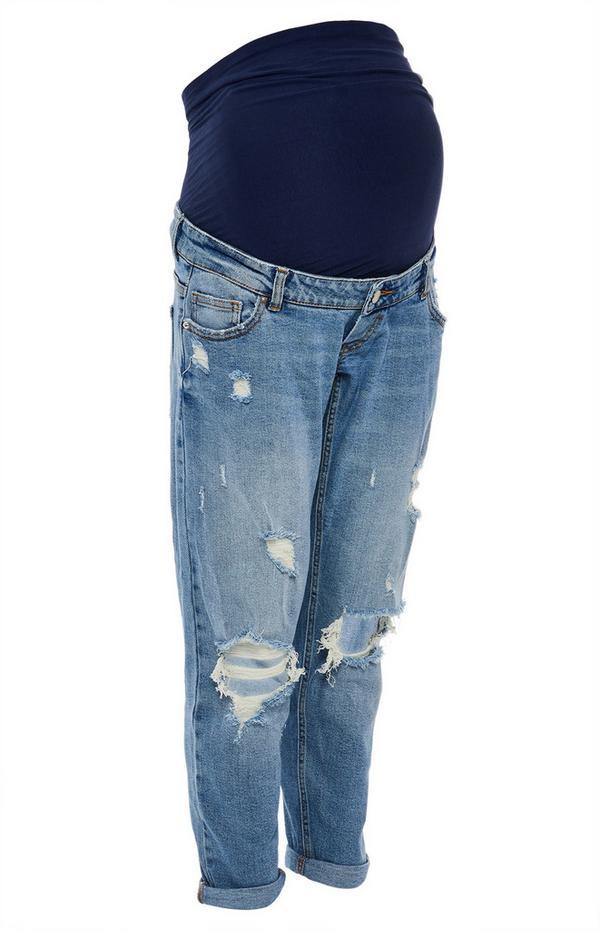 Maternity Mom Jeans
