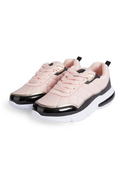 Older Girl Pink Active Phylon Trainers