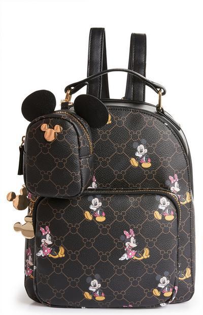 Disney Mickey Mouse Monogram Backpack