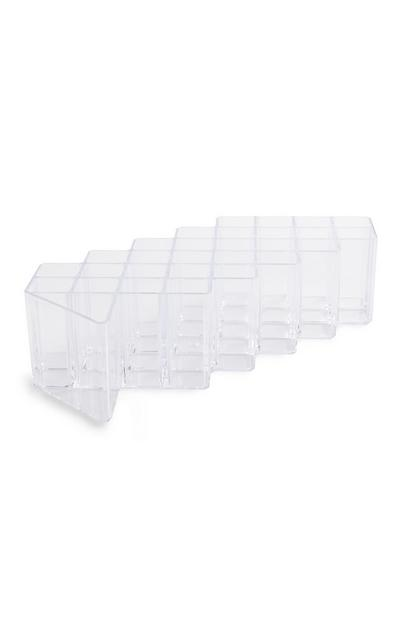 PS Clear Ultimate Lipstick Organizer