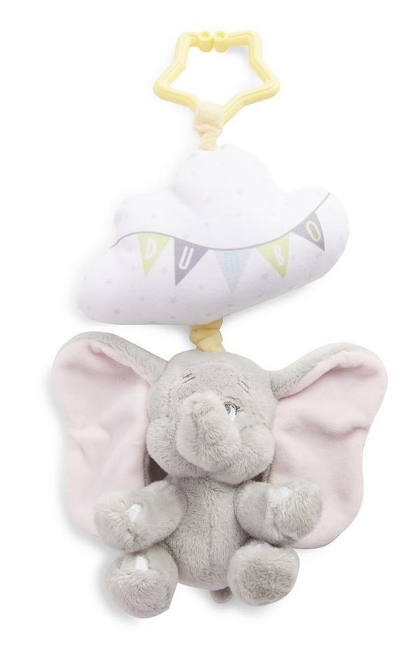 Disney Dumbo Plush Cot Toy