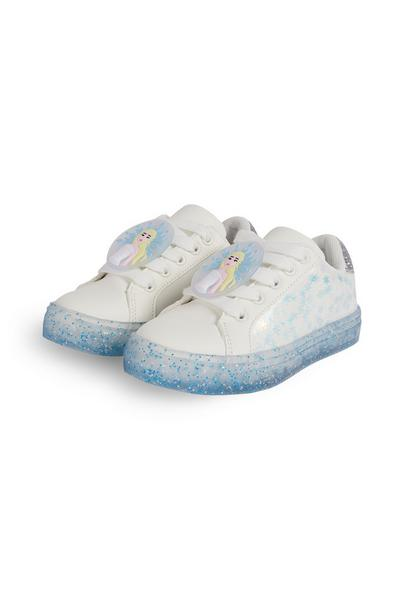 Younger Girl Disney Frozen Lowtop Trainers