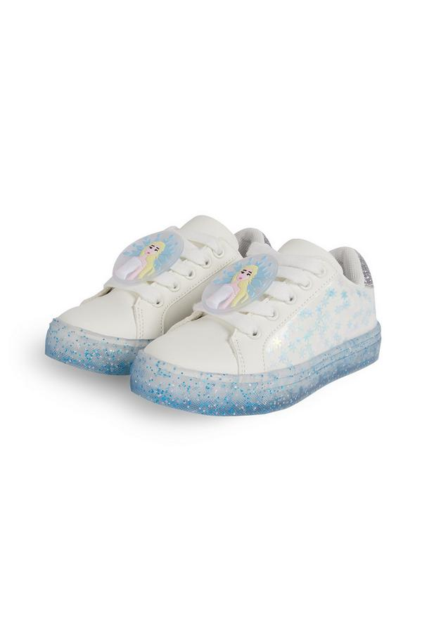 Younger Girl Disney Frozen Lowtops