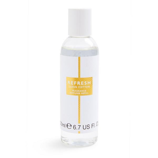 Refresh Clean Cotton Diffuser Refill 200ml