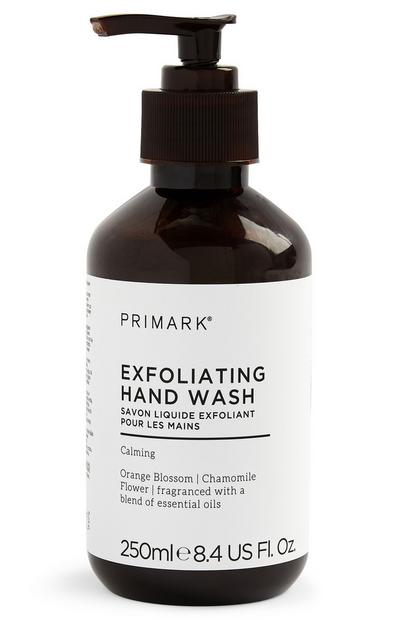 Jabón de manos exfoliante Ps de 250 ml