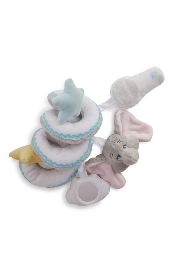 Baby Disney Dumbo Plush Spiral Toy