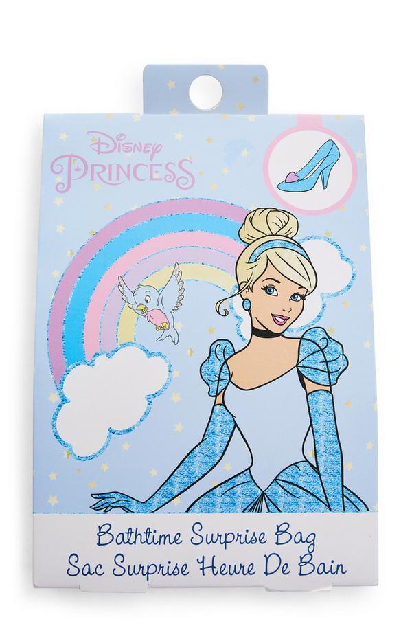 Disney Princess Cinderella Bath Time Surprise Bag