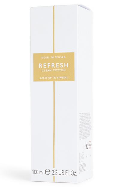 Refresh Clean Cotton Reed Diffuser 100ml