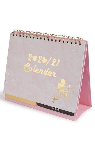 Calendario da tavolo Minnie Disney Primark Cares