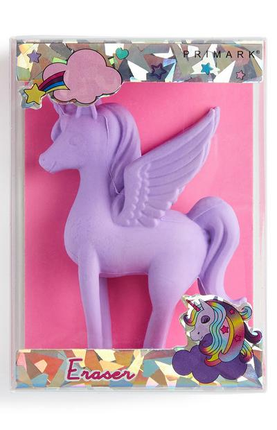 Large Unicorn Eraser