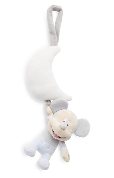 Disney Mickey Mouse Plush Cot Toy