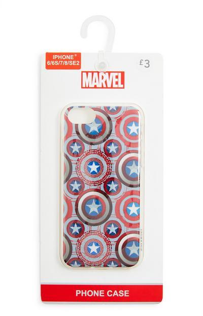 """Marvel Captain America"" Handyhülle"