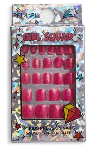 Girl Squad Nails