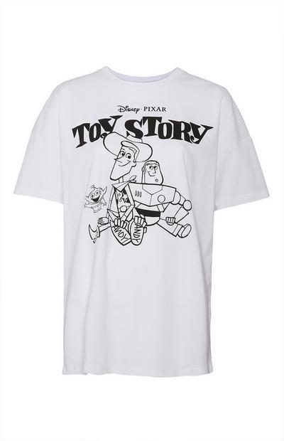 T-shirt bianca Toy Story