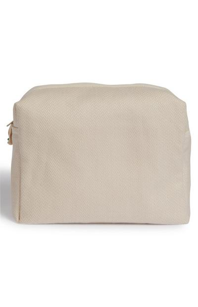Cream Sustainable Cotton Bag