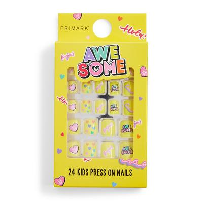 Primark Awesome Kids Press On Nails