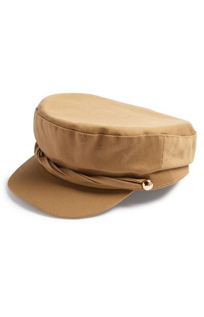 Camel Baker Boy Hat