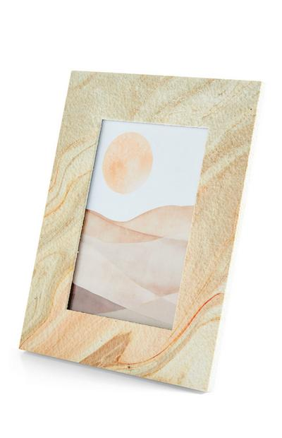 Textured Ombre Photo Frame