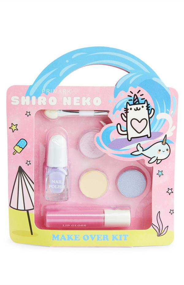 Shiro Neko Makeup Bag
