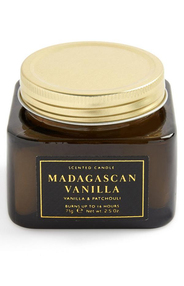 Vela aromática «Madagascan Vanilla»