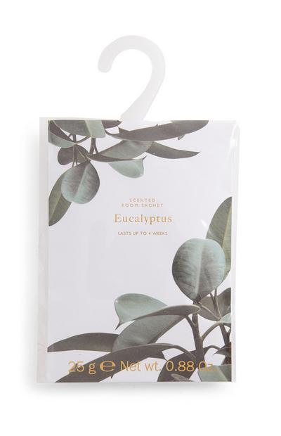 Geursachet Eucalyptus met print