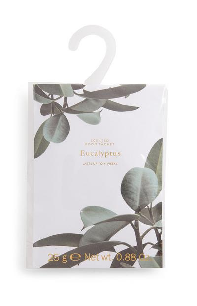"""Eucalyptus"" Duftbeutel mit Print"