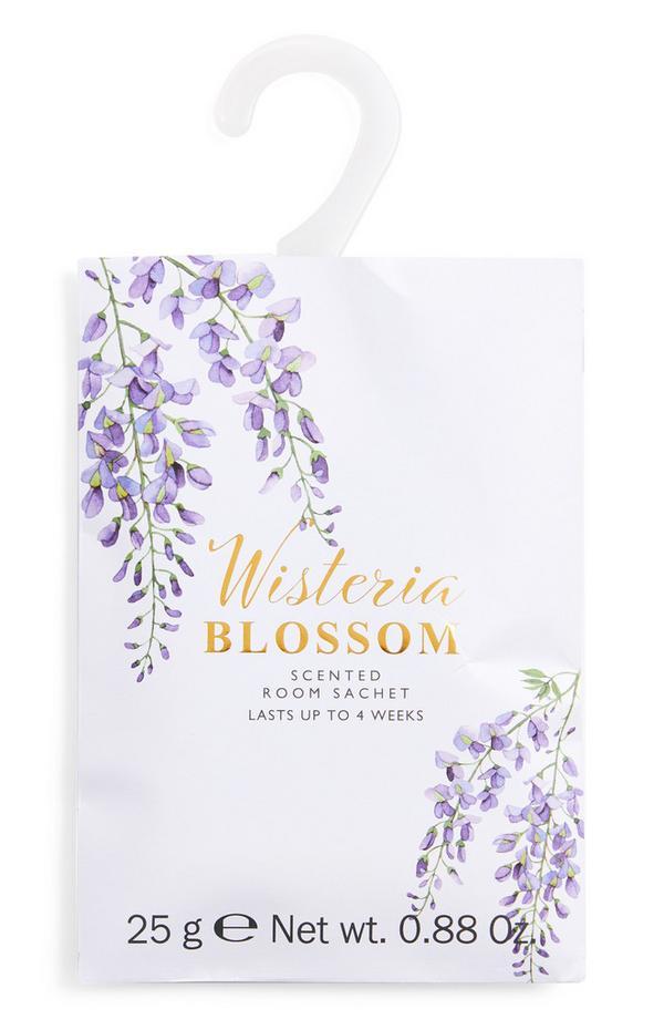 Wisteria Blossom Scented Room Sachet
