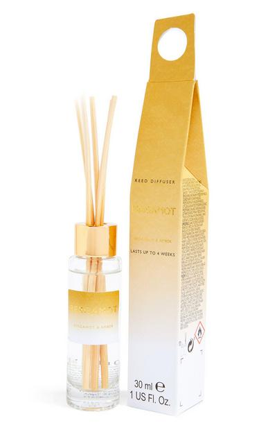 Bergamot Printed Mini Reed Diffuser 100ml