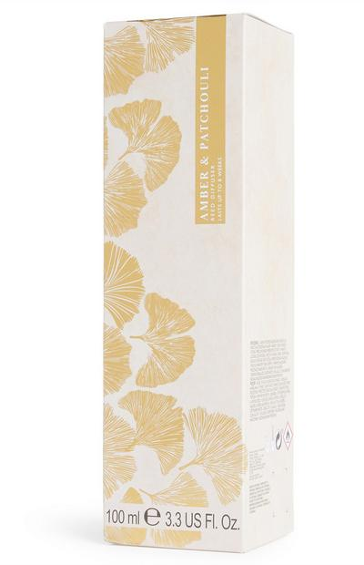 Amber And Patchouli Reed Diffuser 100ml