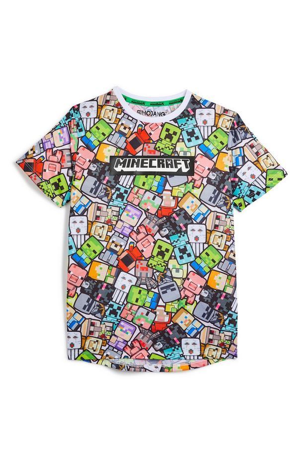 """Buntes """"Minecraft"""" T-Shirt (Teeny Boys)"""