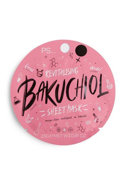 Masque-tissu PS au bakuchiol