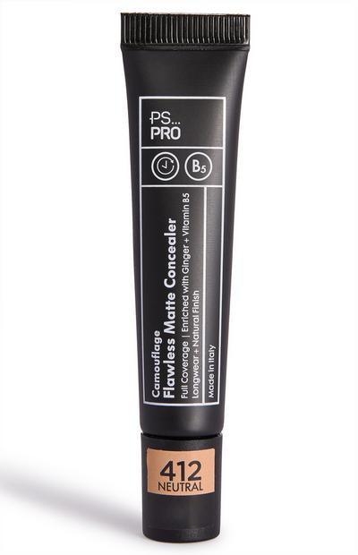 PS Pro Camouflage Flawless matte concealer 412 neutral