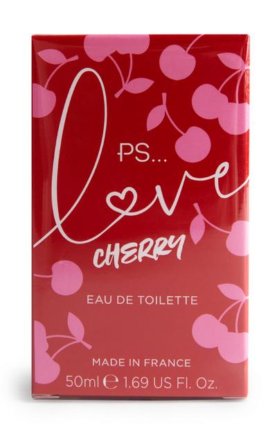 Colonia de 50 ml PS Love Cherry