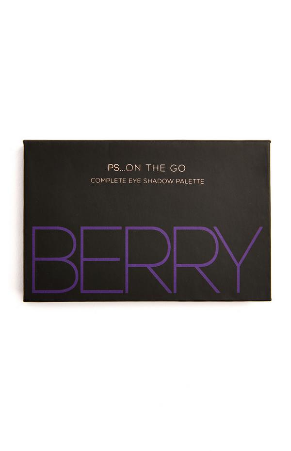 PS On The Go Berry 6 Shade Eyeshadow Palette