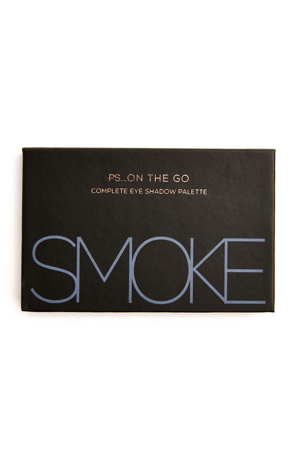 PS On The Go Smoke 6 Shade Eyeshadow Palette