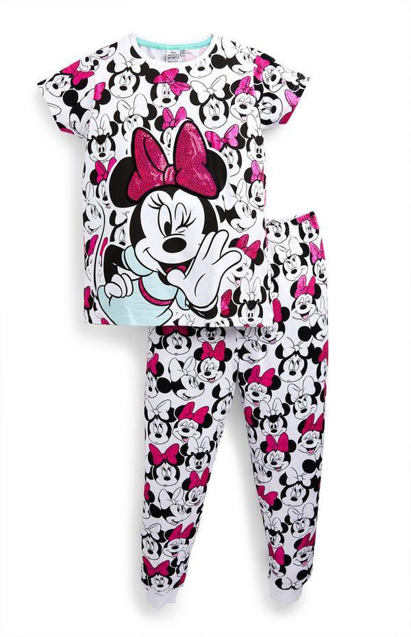 """""""Disney Minnie Maus"""" Pyjamaset (Teeny Girls)"""