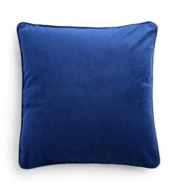 Navy Velvet Cushion Cover
