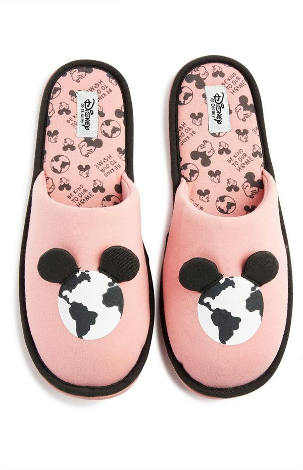 Chaussons planète Primark Cares Disney Mickey Mouse