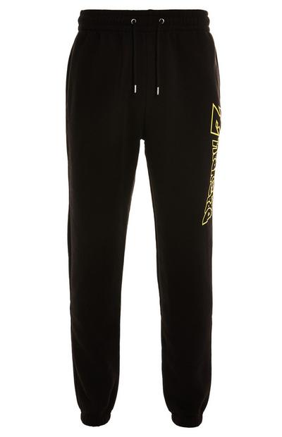 Pantalon de jogging noir Dragon Ball Z