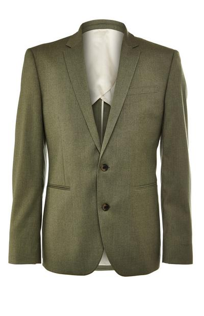 Premium Khaki Suit Jacket