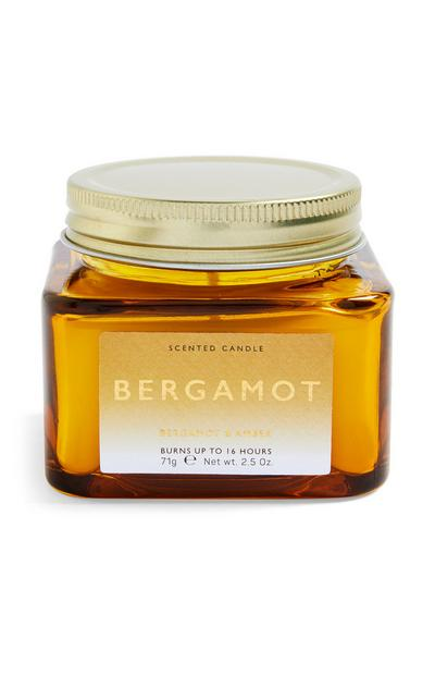 Bergamot Midi Jar Candle