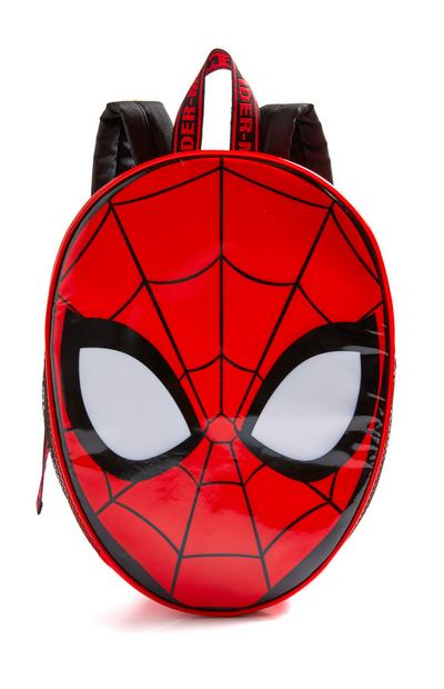 Red Spiderman Backpack